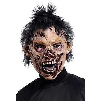 Zombie Latex Mask For Halloween - 18087