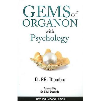 Gems of Organon with Psychology (2nd Revised edition) by P.B. Thombre