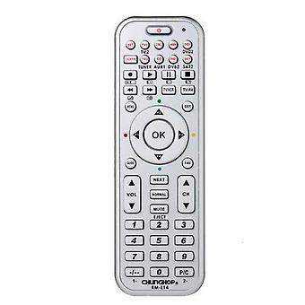 Universal TV DVD SAT Tuner AUX AMP CD télécommande