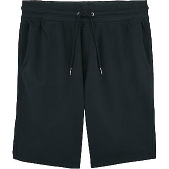 greenT Mens Organic Hortens Drawcord Casual Jogger Shorts