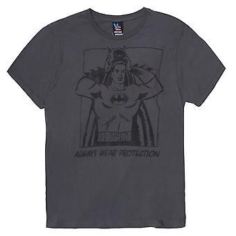 Junk Food Batman porte toujours T-shirt de protection