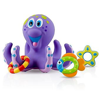 Nuby Octopus Floating Bath Toy