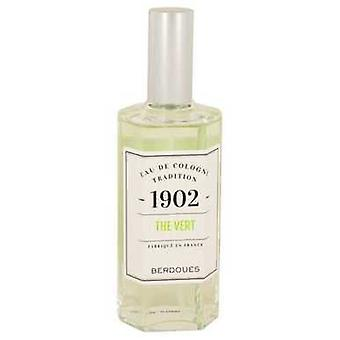 1902 Green Tea By Berdoues Eau De Cologne (unisex Unboxed) 4.2 Oz (men) V728-540010