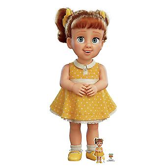 Sofie Geerts Doll yellow Dress Toy Story 4