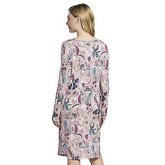 Rosch 1193588-16400 Damen neue Romantik rosa Floral Baumwolle Nachthemd