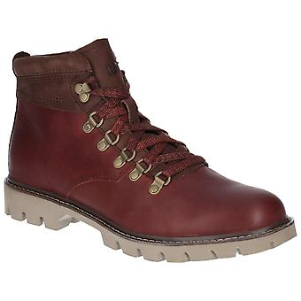 Caterpillar Mens Crux Lace Up Leather Boot