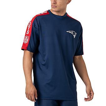 New Era TAPING Shirt - NFL New England Patriots navy