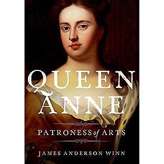 Queen Anne: Patroness av kunst