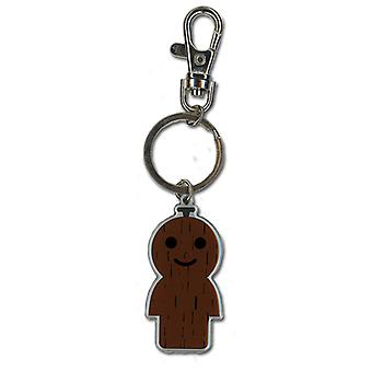 Key Chain - Blast of Tempest - Wooden Doll Metal Anime New ge36715