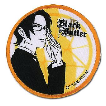 Patch - Black Butler 2 - New Claude & Contract Round Anime Licensed ge44526