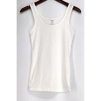 Next Level Top Essential Tank Top Classic White Womens
