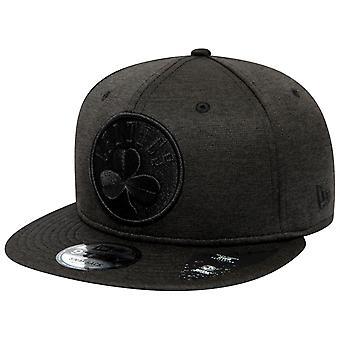 New Era 9Fifty Snapback Cap - SHADOW TECH Boston Celtics