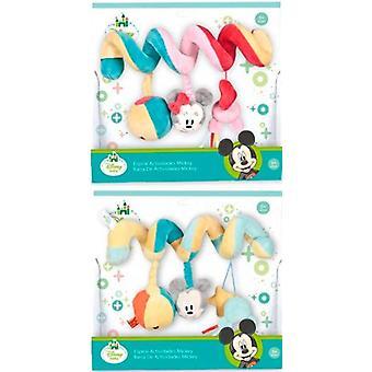 Famosa Mickey or Minnie spiral Activities