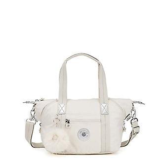 Kipling Art Mini - White Woman Bucket Bags (Dazz White)