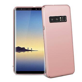 Hoesje Mat voor Samsung Note 8 Rosé Goud