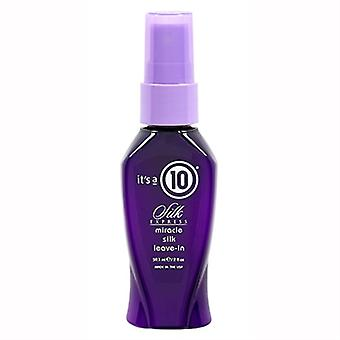It's A 10 Silk Express Miracle Silk Leave-In 2oz / 59.1ml