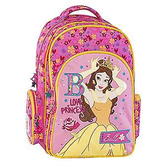 Graffiti Disney Princess Backpack - 43 cm - Pink