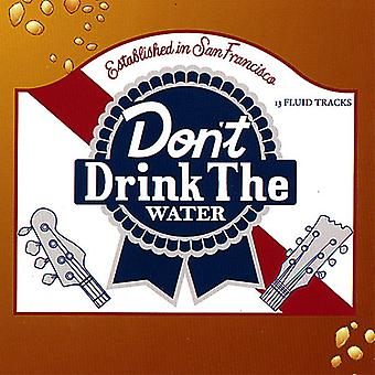 Lava Rats - Don't Drink the Water [CD] USA import