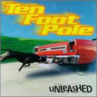 Ten Foot Pole - Unleashed [CD] USA import