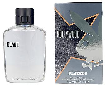 Playboy Hollywood Edt Spray 100 Ml For Men