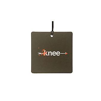 Arrow To The Knee Car Air Freshener