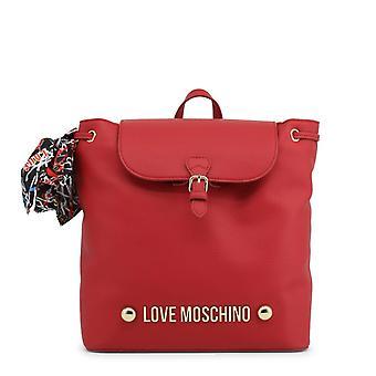 Amour moschino femmes-apos;s sac à dos rouge jc4123pp16lv