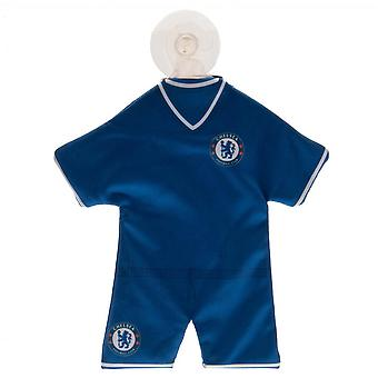 Chelsea FC Mini Kit Car Window Hanger