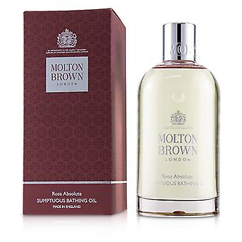 Molton Brown Rosa Absolute Sumptuous Bathing Oil - 200ml/6.6oz