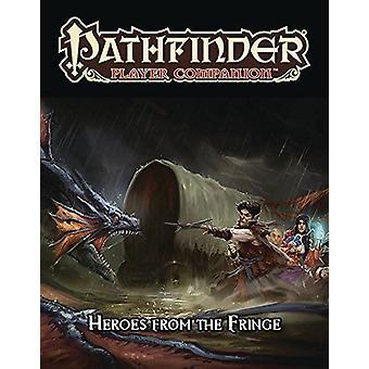 Pathfinder speler metgezel helden uit de Fringe