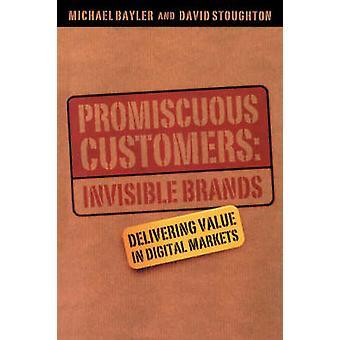 العملاء منحل-العلامات التجارية غير مرئية تقديم القيمة إلى أرقام