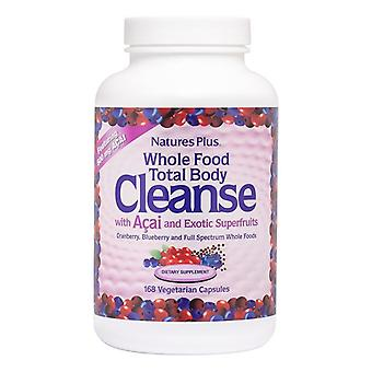 Nature's Plus Whole Body Total Cleanse VCaps 168 (1120)