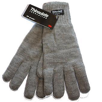 Męskie skarpetki termiczne Thinsulate pokryte ciepłe zimowe wysokiej mankietu rękawicy GM25