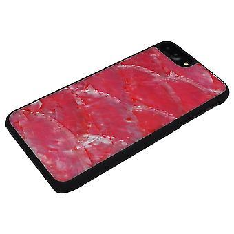 Per iPhone 8 PLUS,7 PIu', elegante coperchio protettivo durevole conchiglia,Rosso