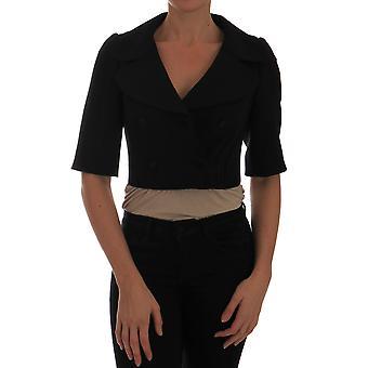 Dolce & Gabbana Short Cropped Blazer Jacket