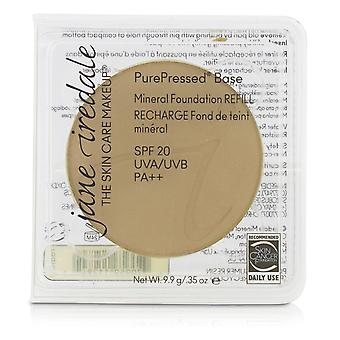 Pure pressed base mineral foundation refill spf 20 radiant 208709 9.9g/0.35oz
