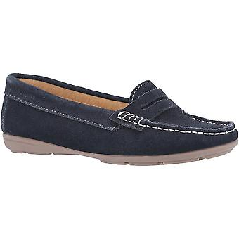 Hush Puppies Womens Margot Léger Slip On Loafer Chaussures