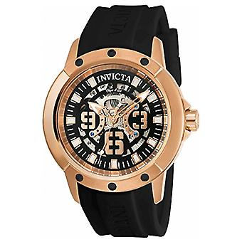 Invicta  Objet D Art 22631  Silicone  Watch