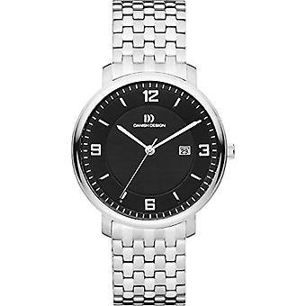 Eminem's DZ120425-mens wristwatch, silver tone stainless steel strap