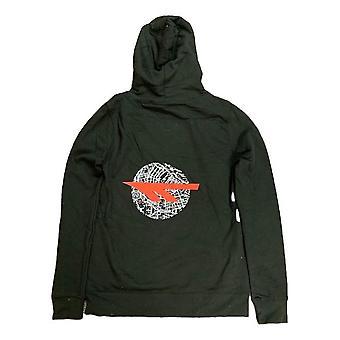 Hi tec unisex hooded sweatshirt - black