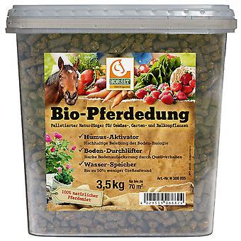 HOTREGA® organisk hestemøkk, 3,5 kg bøtte