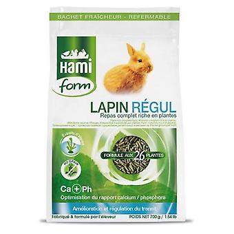 Hami Form Complet Rabbit Regul 700G (Small pets , Dry Food and Mixtures)