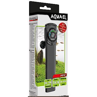 Aquael Calentador Plastico para Acuarios Ultra Heather 75W