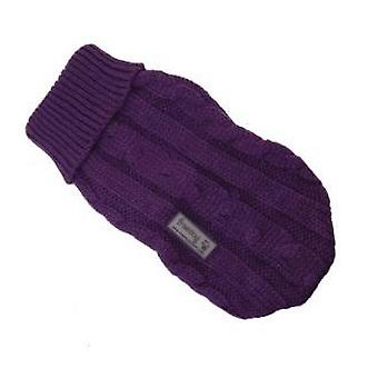 Freedog Purple Nature Jersey for Dogs (Dogs , Dog Clothes , Sweaters and hoodies)