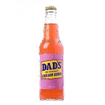 Dads Cream Soda-( 355 Ml X 24 Cans )