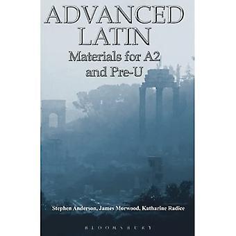 Pokročilé latinčina: materiály pre a2 a PRE-U
