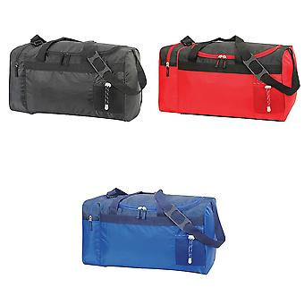 Shugon Cannes Sports/Overnight Holdall / Duffle Bag (33 Litres) (Pack of 2)