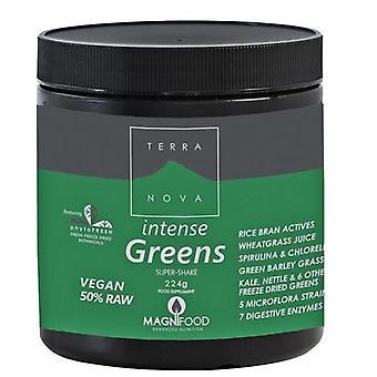 مسحوق تيرانوفا المكثف للهزات الخضراء 224جرام (T5061)