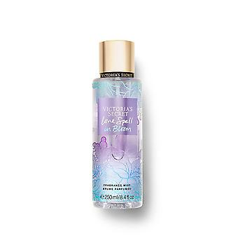 (2 Pack) Victoria-apos;s Secret Love Spell In Bloom Fragrance Mist 250 ml/8.4 fl. oz