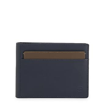 Piquadro Original Men All Year Wallet - Blue Color 55579