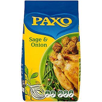 Paxo セージとタマネギ詰めミックス